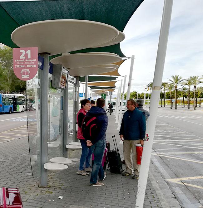 パルマ・デ・マリョルカ空港