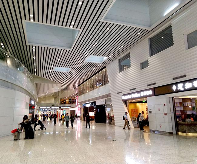 広州白雲国際空港