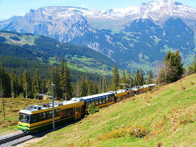ヨーロッパ鉄道