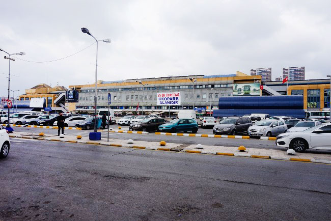 オルガルバスターミナル