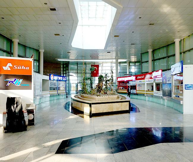 ギョレメバスターミナル