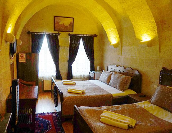 サフラン ケーブ ホテル (Safran Cave Hotel)
