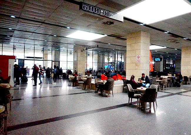 イズミルバスターミナル