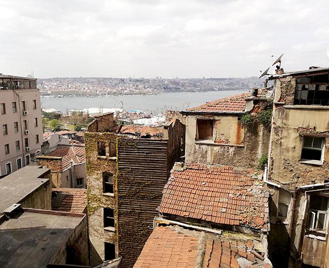 一人旅Airbnbトルコ