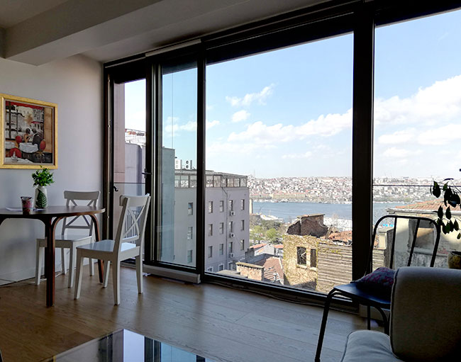Airbnb一人旅トルコ