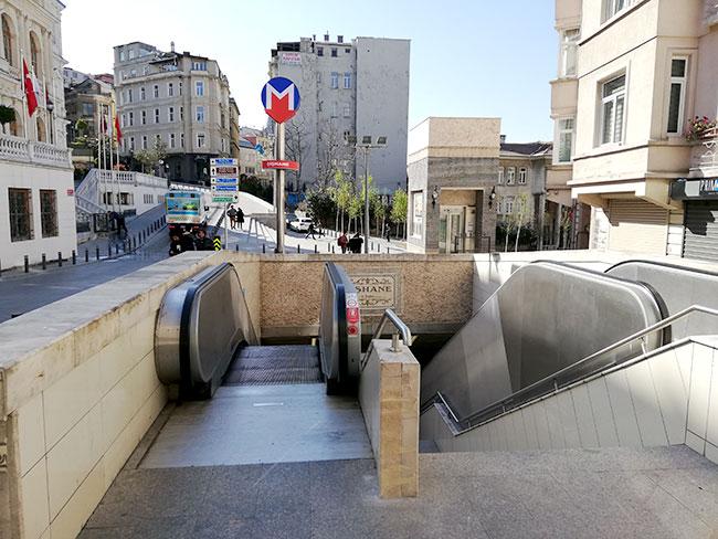 イスタンブール新市街地