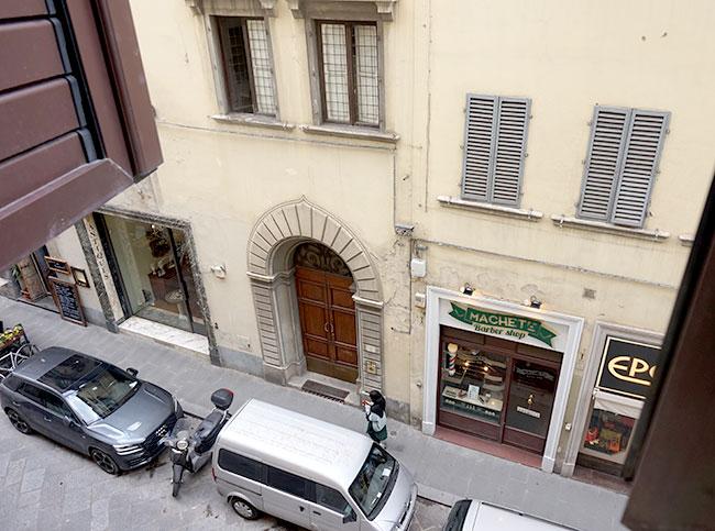 フィレンツェの安宿
