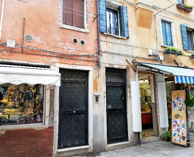 ベネチアのゲストハウス