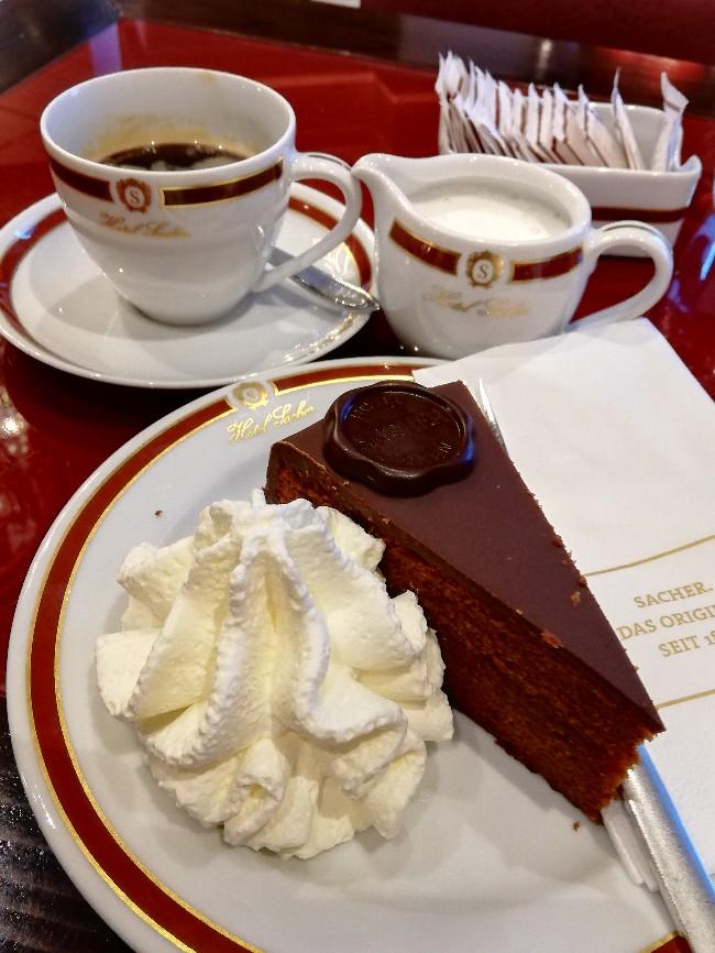 カフェ ザッハー(Cafe Sacher)
